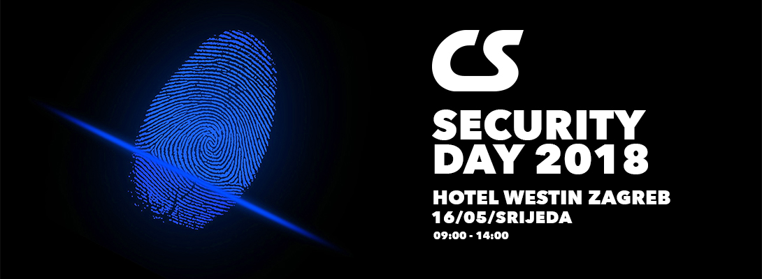 CS Security Day 2018